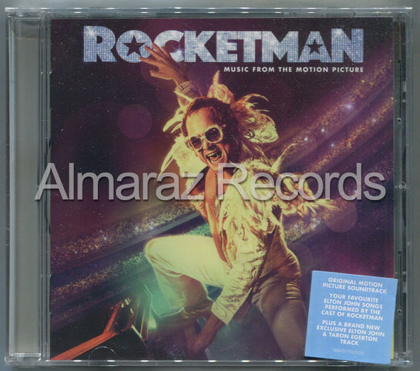 Elton John Rocketman CD