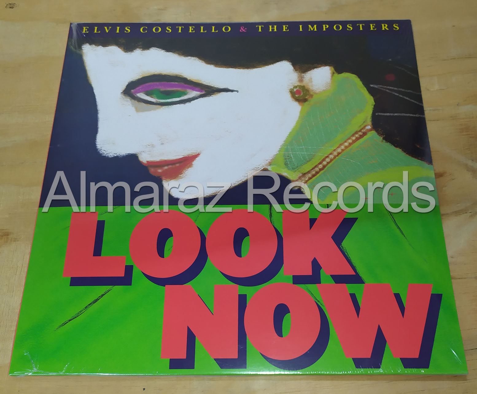 Elvis Costello Look Now Vinyl LP