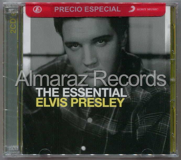 Elvis Presley The Essential 2CD - Almaraz Records | Tienda de Discos y Películas  - 1