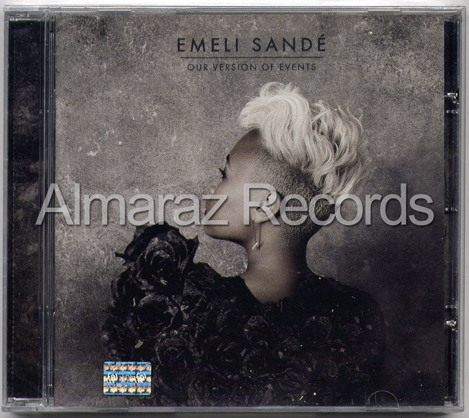 Emeli Sande Our Version Of Event CD - Almaraz Records | Tienda de Discos y Películas  - 1