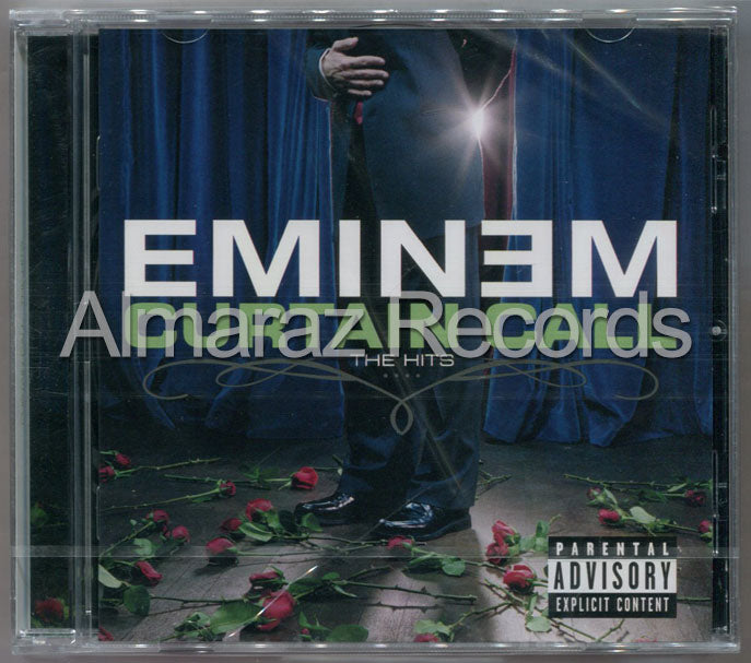 Eminem Curtain Call The Hits CD [Importado]