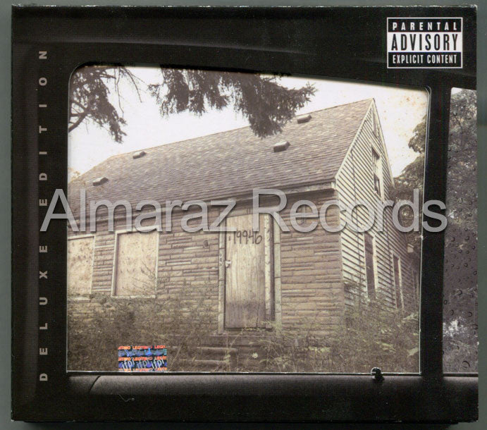 Emminem The Marshall Mathers Lp 2 Deluxe Edition 2CD (Usado) - Almaraz Records | Tienda de Discos y Películas  - 1