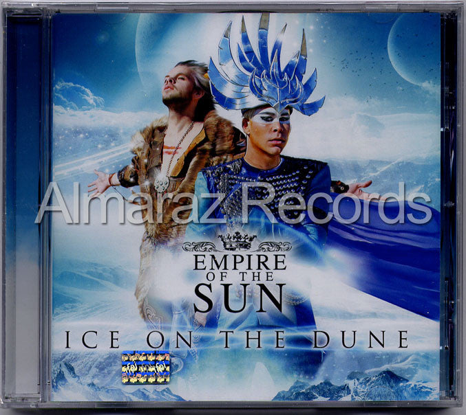 Empire Of The Sun Ice On The Dune CD - Almaraz Records | Tienda de Discos y Películas  - 1