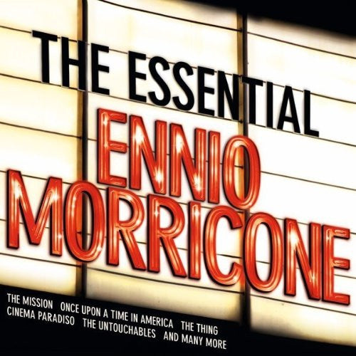 Ennio Morricone The Essential 2CD - Almaraz Records | Tienda de Discos y Películas