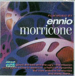 Ennio Morricone The Film Music Of Ennio Morricone CD - Almaraz Records | Tienda de Discos y Películas