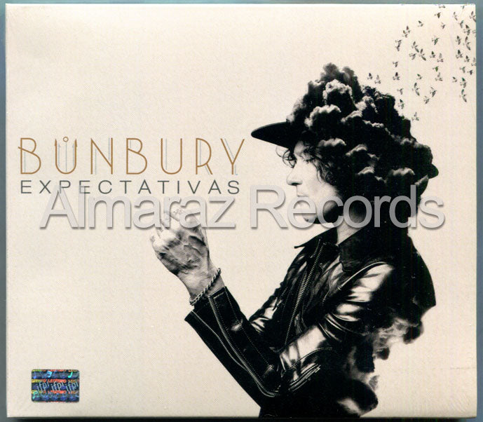 Enrique Bunbury Expectativas CD