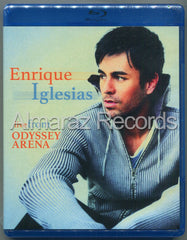 Enrique Iglesias Live From Odissey Arena Blu-Ray