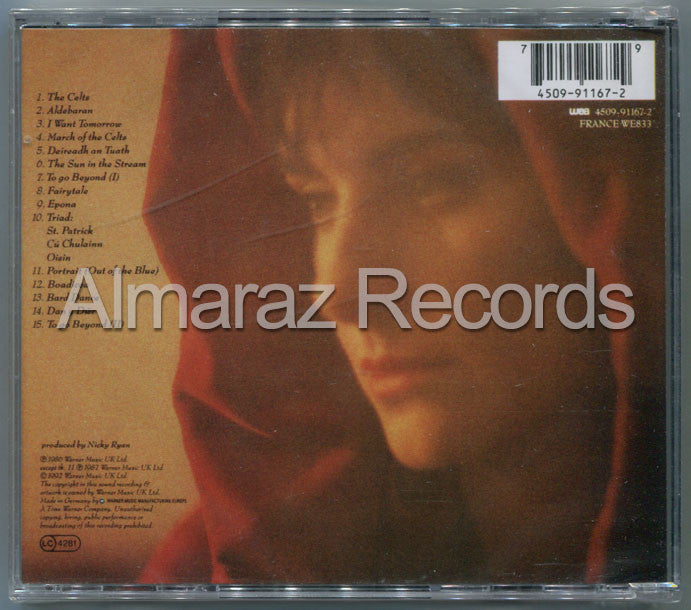 Enya The Celts CD - Almaraz Records | Tienda de Discos y Películas  - 2