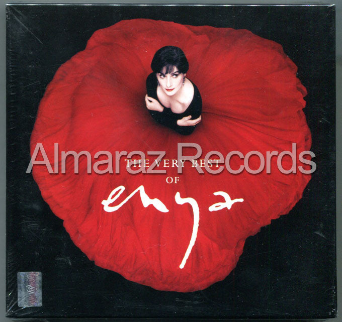 Enya The Very Best Of Enya CD+DVD - Almaraz Records | Tienda de Discos y Películas  - 1
