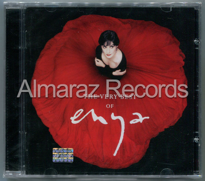 Enya The Very Best Of Enya CD - Almaraz Records | Tienda de Discos y Películas  - 1