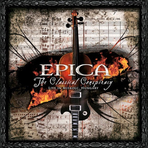 Epica The Classical Conspiracy Live 2CD - Almaraz Records | Tienda de Discos y Películas