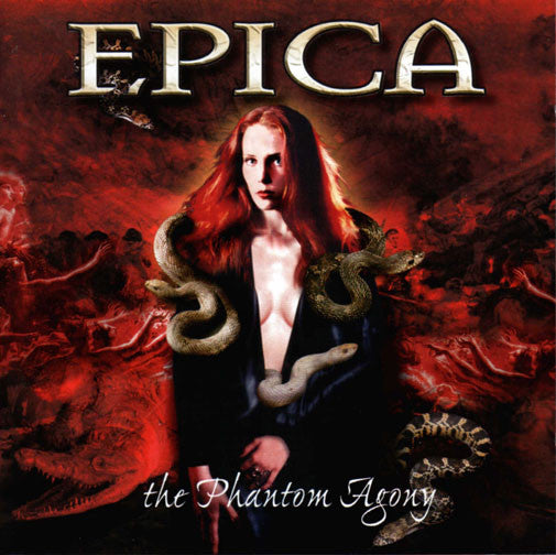 Epica The Phantom Agony Brazil Edition CD [Import] - Almaraz Records | Tienda de Discos y Películas