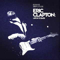 Eric Clapton Life In 12 Bars CD