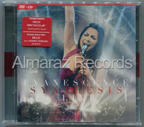 Evanescence Synthesis Live CD+DVD