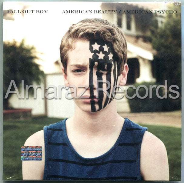 Fall Out Boy American Beauty American Psycho CD - Almaraz Records | Tienda de Discos y Películas  - 1