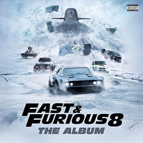 Fast & Furious 8 The Album CD