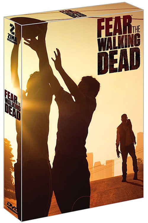 Fear The Walking Dead Temporada 1 DVD - Almaraz Records | Tienda de Discos y Películas