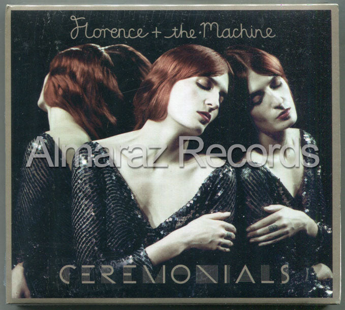 Florence + The Machine Ceremonials Deluxe Edition 2CD - Almaraz Records | Tienda de Discos y Películas  - 1