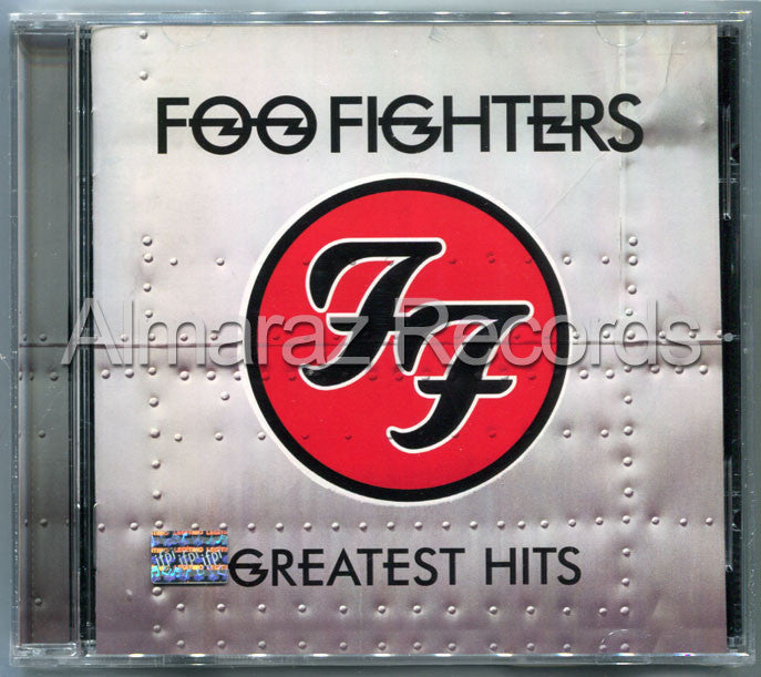 Foo Fighters Greatest Hits CD - Almaraz Records | Tienda de Discos y Películas  - 1