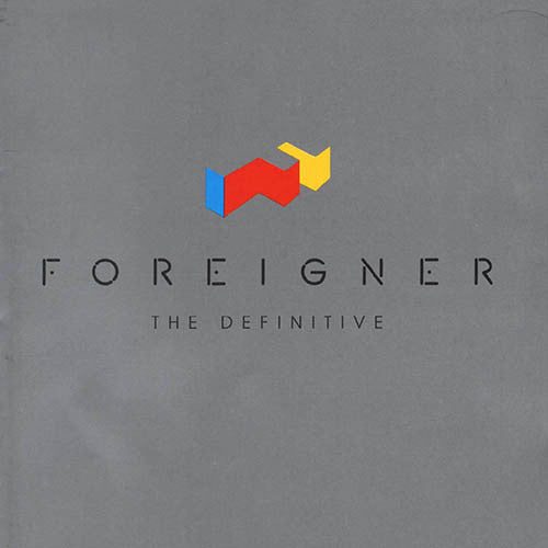 Foreigner The Definitive CD - Almaraz Records | Tienda de Discos y Películas