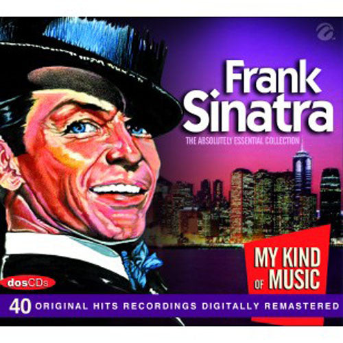 Frank Sinatra My Kind Of Music 2CD - Almaraz Records | Tienda de Discos y Películas