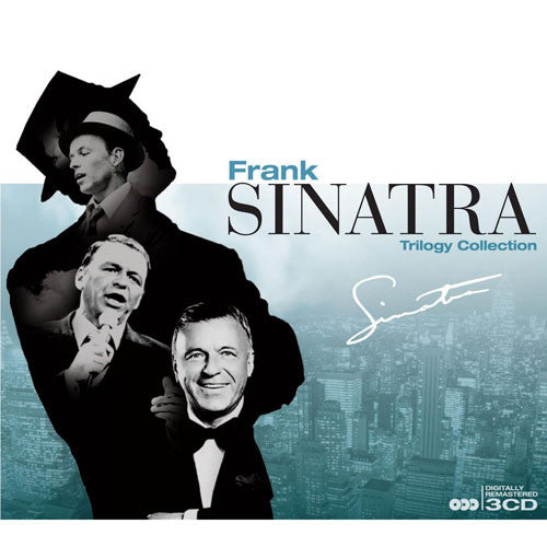 Frank Sinatra The Trilogy Collection 3CD - Almaraz Records | Tienda de Discos y Películas