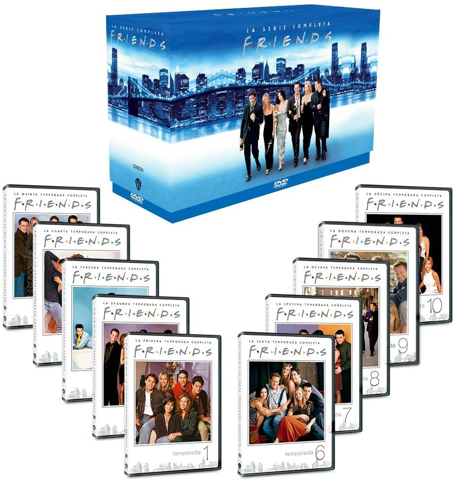 Friends La Serie Completa DVD