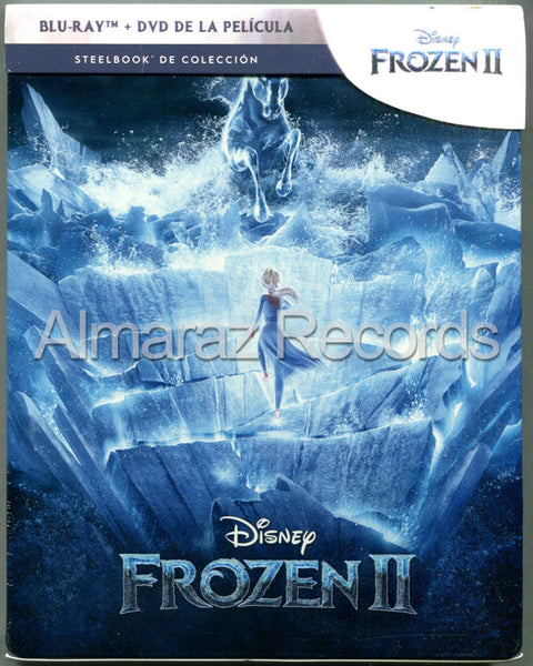 Frozen 2 Steelbook Blu-Ray+DVD