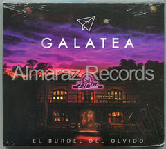 Galatea El Burdel Del Olvido CD