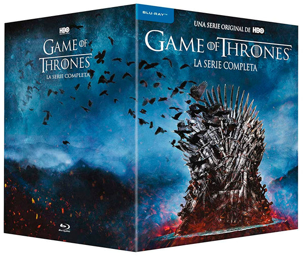 Game Of Thrones La Serie Completa Blu-Ray