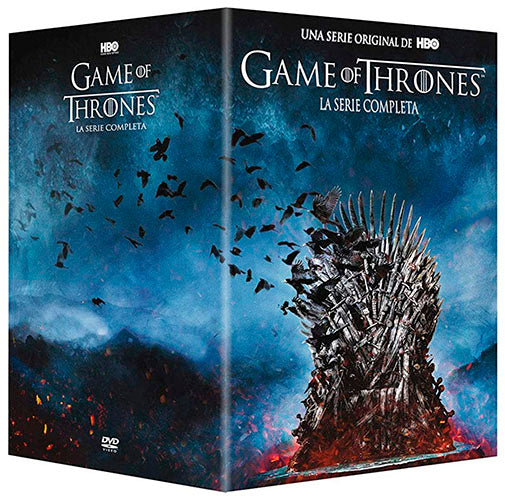 Game Of Thrones La Serie Completa DVD
