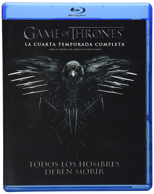 Game Of Thrones Temporada 4 4Blu-Ray - Almaraz Records | Tienda de Discos y Películas  - 1