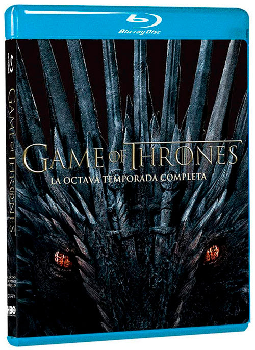 Game Of Thrones Temporada 8 Blu-Ray