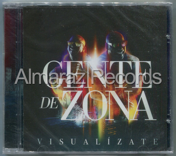 Gente De Zona Visualizate CD