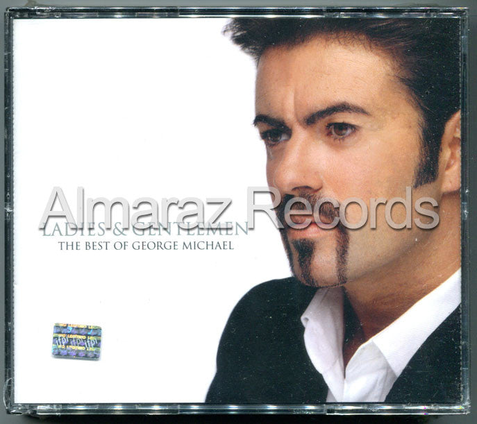 George Michael Ladies & Gentlemen CD - Almaraz Records | Tienda de Discos y Películas  - 1