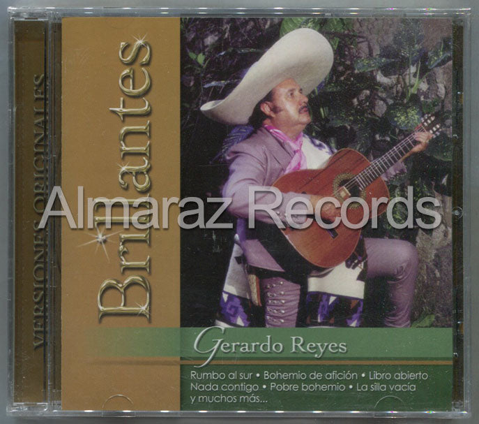 Gerardo Reyes Brillantes CD
