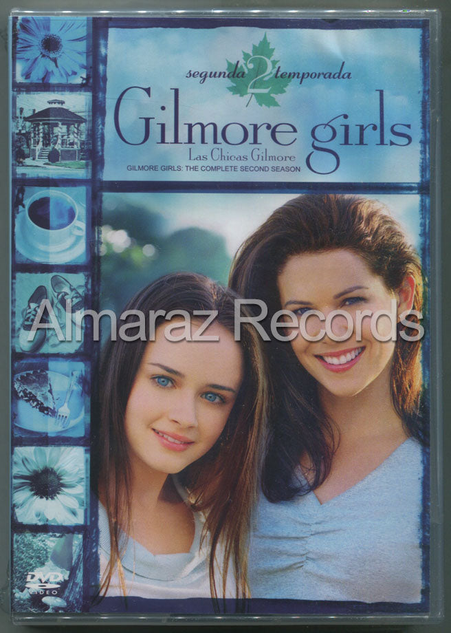 The Gilmore Girls Temporada 2 6DVD