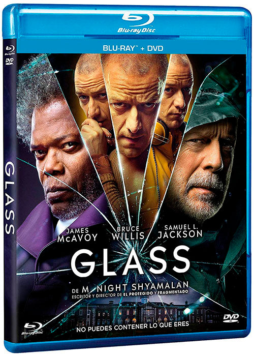 Glass Blu-Ray+DVD