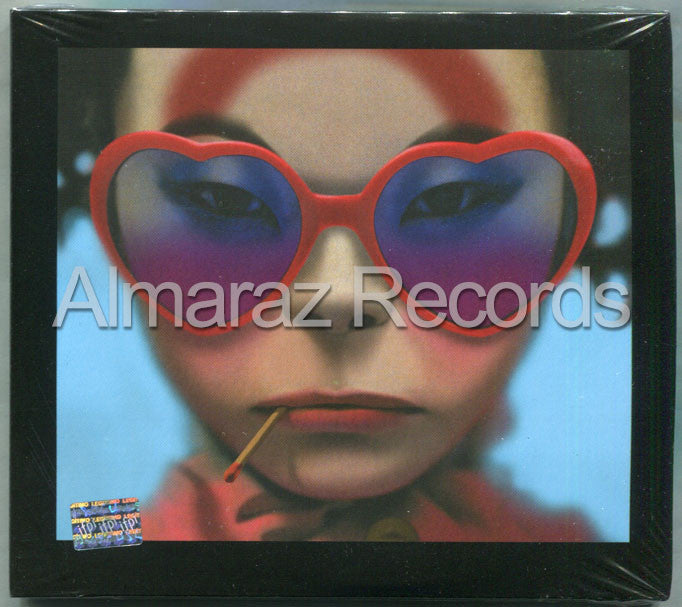 Gorillaz Humanz Deluxe Edition 2CD