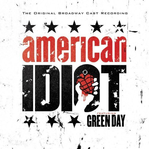 Green Day American Idiot Original Broadway Cast Recordings 2CD - Almaraz Records | Tienda de Discos y Películas