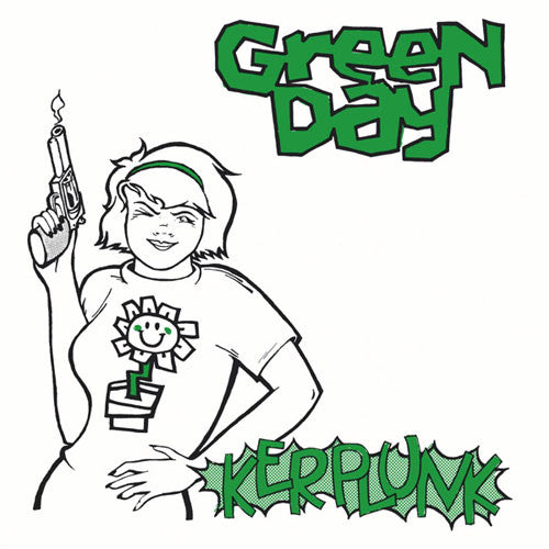 Green Day Kerplunk CD [Import] - Almaraz Records | Tienda de Discos y Películas