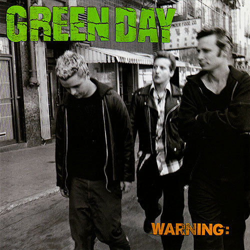 Green Day Warning CD [Import] - Almaraz Records | Tienda de Discos y Películas