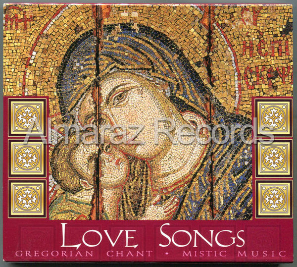 Gregorian Chant Mistic Music Love Songs CD