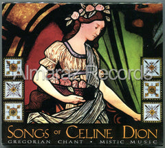 Gregorian Chant Mistic Music Songs Of Celine Dion CD