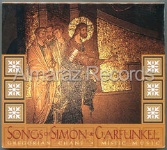 Gregorian Chant Mistic Music Songs Of Simon & Garfunkel CD