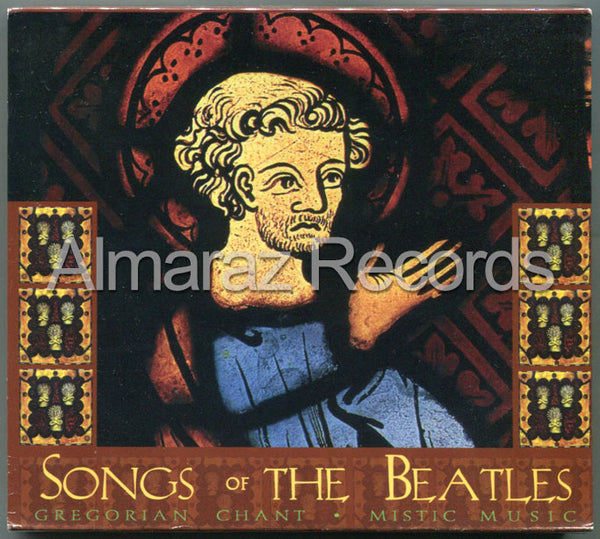 Gregorian Chant Mistic Music Songs Of The Beatles CD