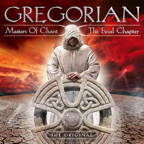 Gregorian Masters Of Chant X The Final Chapter 2CD - Almaraz Records | Tienda de Discos y Películas