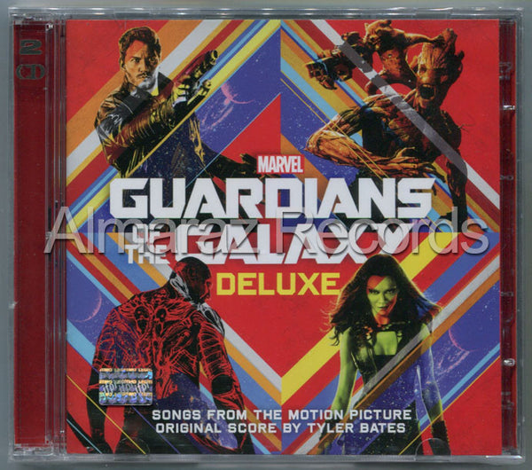 Marvel Guardians Of The Galaxy Deluxe Edition 2CD - Almaraz Records | Tienda de Discos y Películas  - 1