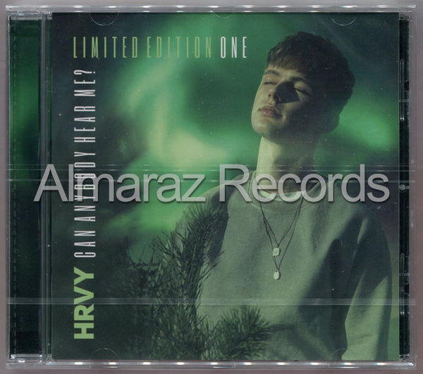 HRVY Can Anybody Hear Me? Limited Edition One CD