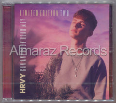 HRVY Can Anybody Hear Me? Limited Edition Two CD
